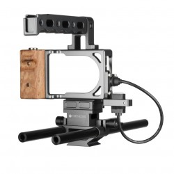 Genesis Cam Cage Kit for Blackmagic Pocket Cinema Camera